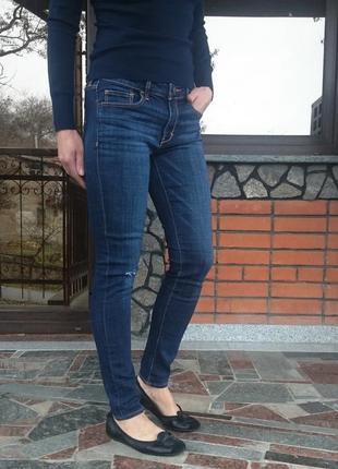 Abercrombie & fitch женские джинсы w28