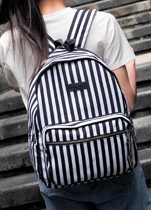 🔥🔥🔥полосатый женский рюкзак для школы и досуга