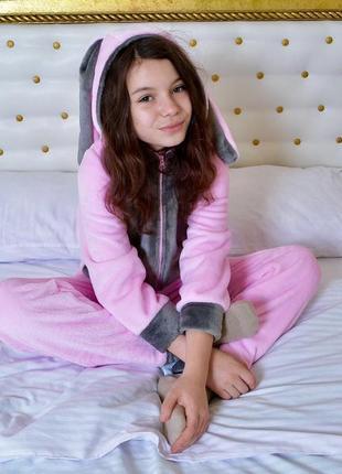 Детская пижама , пижамка , цельная пижама , сдельная пижама , кигуруми