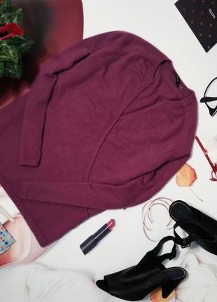 Пуловер fabiani, 100% натуральный кашемир, размер 14-16