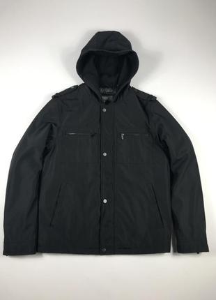 Kenneth cole reaction men's insulated jacket куртка на утеплителе