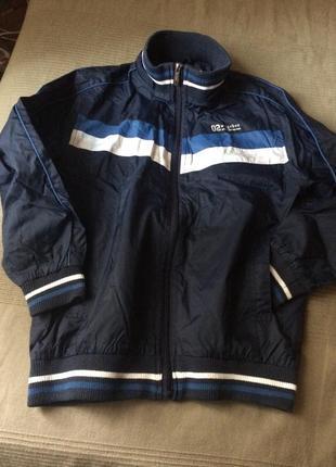 Легка куртка для хлопчика 11-12 років