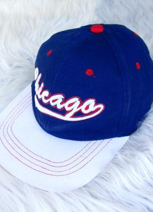 Кепка  бейсболка  блейзер chicago