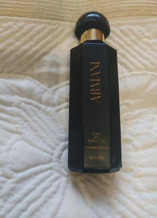 Винтаж!!!! потрясающий парфюм armani giorgio armani, оригинал!!!
