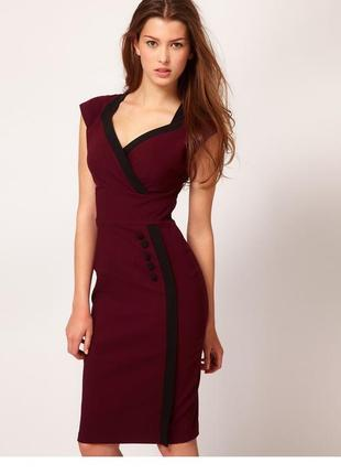Платье миди 48 размер бюстье офисное нарядное футляр  лучшая цена топ вип