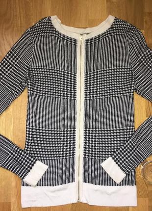 Теплая шерстяная кофта кардиган джемпер свитшот пиджак накидка свитер реглан