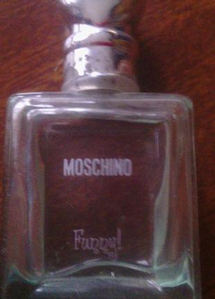 Духи moschino funny италия 7мл
