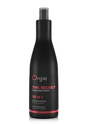 Спрей бальзам для волосся та тіла orgie the secret