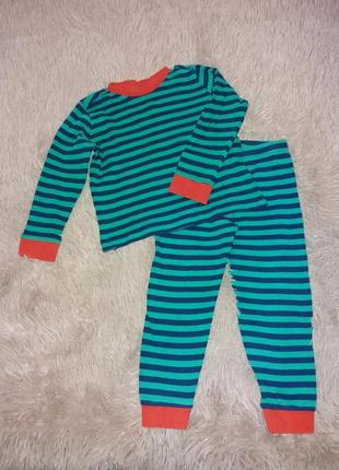 Пижама mini club, 4-5 лет