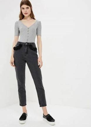 Новые шикарные джинсы lost ink размер 28 м-l