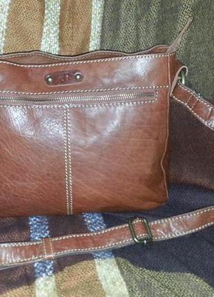 Роскошная кожаная сумочка amsterdam