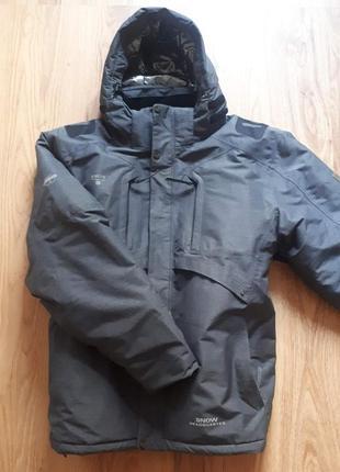 Мужская горнолыжная куртка snow headquarter
