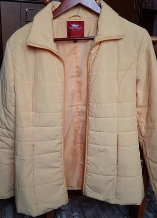 Курточка осенне-весенняя snow image