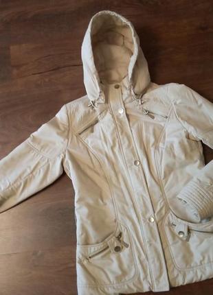 Женская куртка осенняя daser хl (европейский 42)
