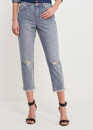 Новые стильные джинсы lost ink размер l