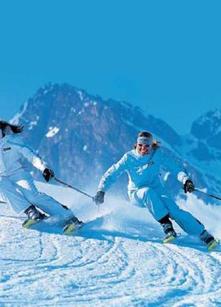 Вам просто необходим лыжный костюм  !!!