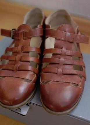 Туфлі туфли vero cuoio 37