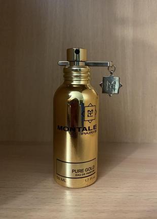 Montale pure gold 50ml оригинал