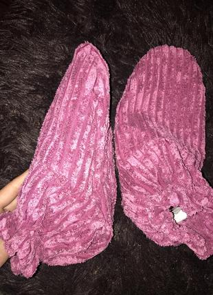 Тапки-носки для дома