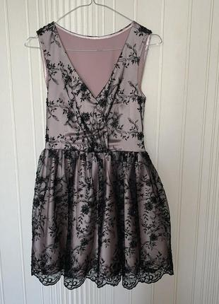 Коктейльное/выпускное платье