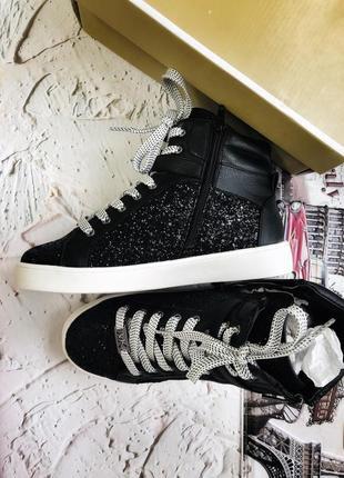 Michael kors хайтопы кроссовки ботинки кеды