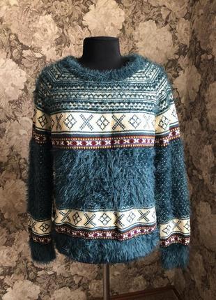 Свитер, тёплый свитер, модный свитер, кофта