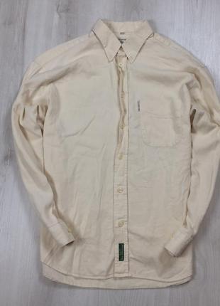 Вельветовая рубашка ben sherman мужская