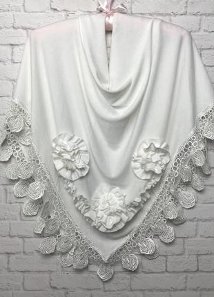 Шарф платок накидка палантин испания al paradise