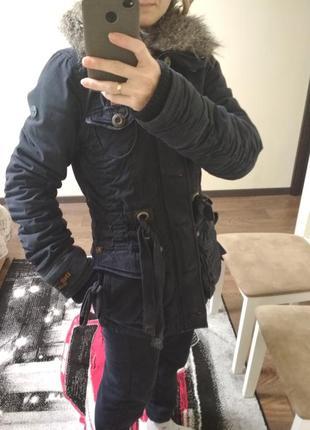Куртка, парка, демисезонная куртка, khujo, s