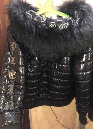Оригинальная куртка philipp plein
