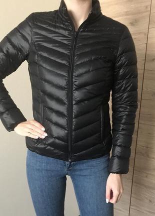 Пуховая куртка colins