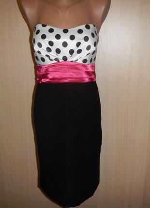 Вечернее платье fishbone p.m