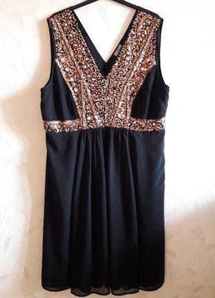 Платье, сарафан, 60-62-64, полиэстер, asos