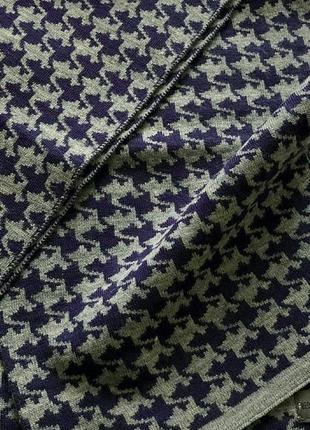 Шарф шерсть 100% якість супер! бренд frederik anderson copenhagen