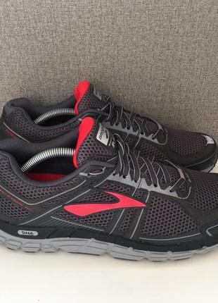Чоловічі кросівки brooks addiction 12 мужские кроссовки