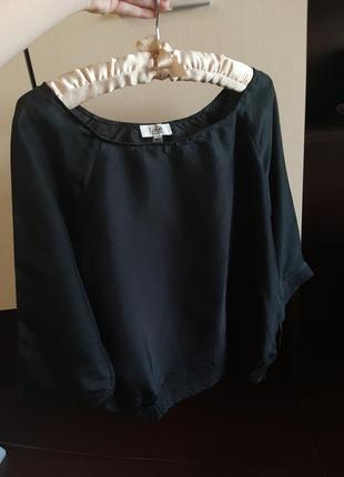 Шелковая блуза patrizia pepe