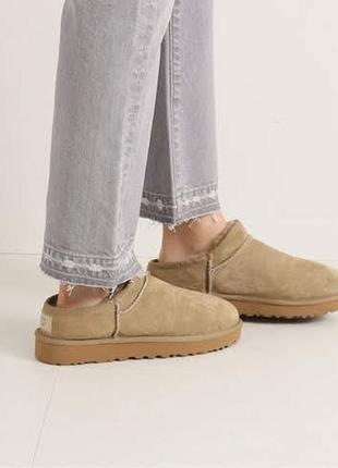 Ugg  classic slipper,тапочки угг