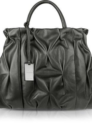 Брендовая кожаная сумка coccinelle оригинал