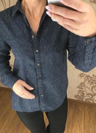Утеплённая рубашка collin's