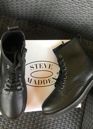 Шкіряні черевики/кожаные ботинки