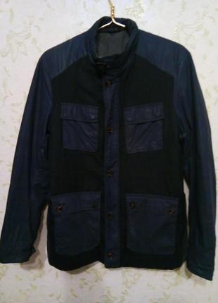 Куртка демисезонная мужская комбинированная рр. м л пог 53