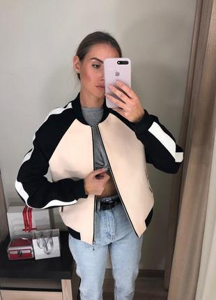 Куртка -пилот mango