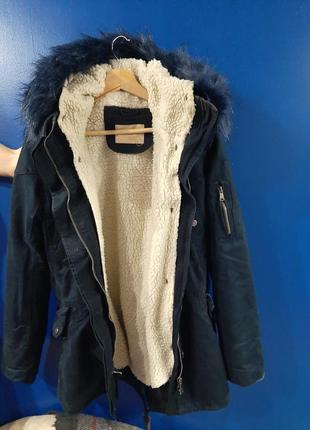 Женская зимняя куртка парка s'west