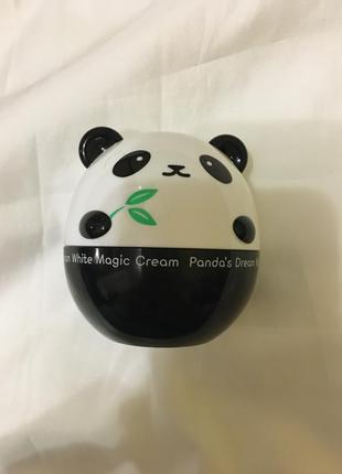 Крем pandas dream white magic