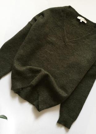 Джемпер, свитер, шерстяной свитер