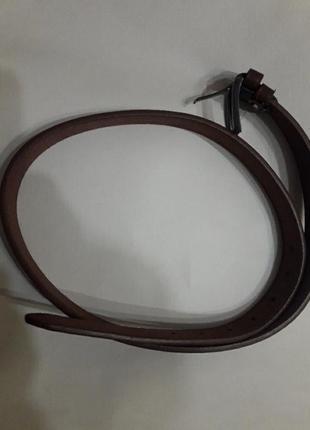 Real leather  ремень  кожа