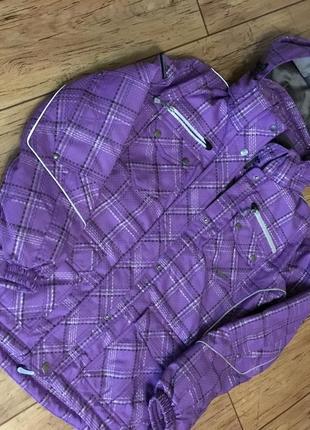 Горнолыжная тёплая курточка