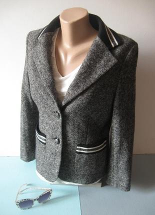 Пиджак -  жакет - в итальянском стиле - на осень, зиму! для невысокой барышни!