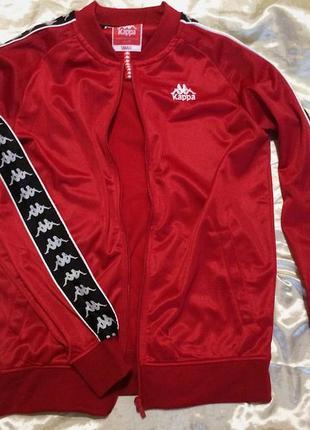 Новая идеальная олимпийка kappa
