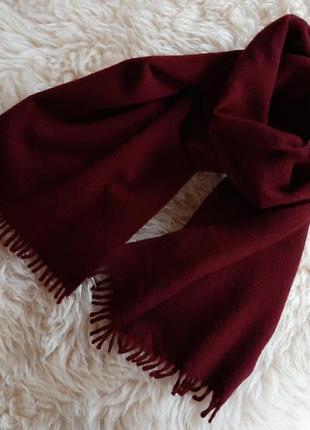 Актуальный кашемировый шарф johnstons cashmere